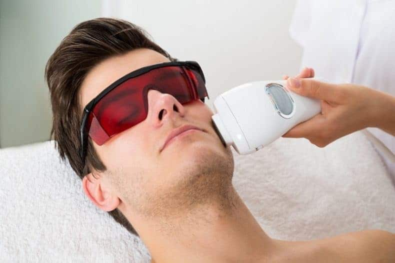 Facial Hair Removal-Best, Permanent, laser, Method ...